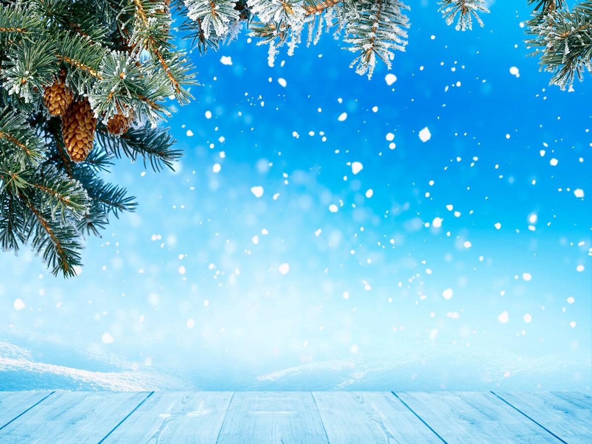 красивые картинки для фона зимние случайность