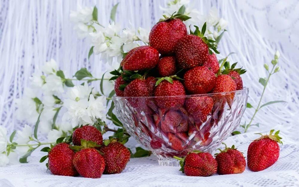 доброе утро нежные картинки с фруктами