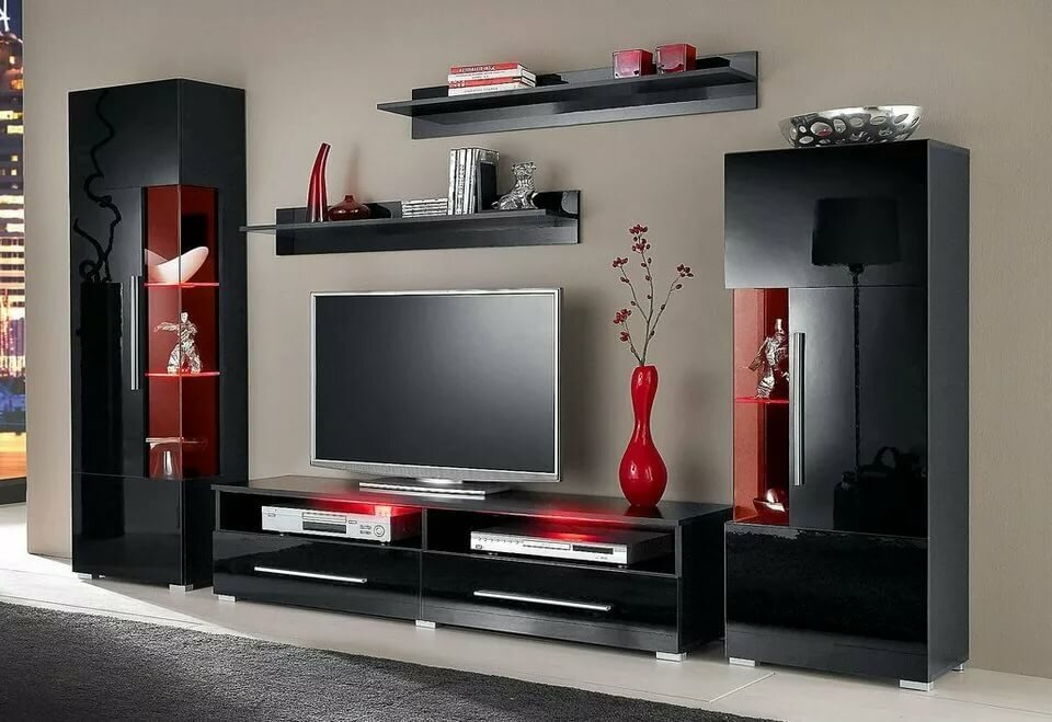 горка под телевизор мебель картинки детали, обработка, сборка