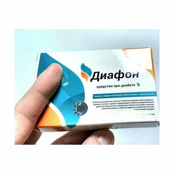 Диафон cредство от диабета в Рубцовске
