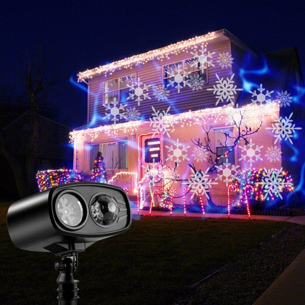 время новогодние лазерные проекторы с картинками серо-черно-фиолетовый пестрый