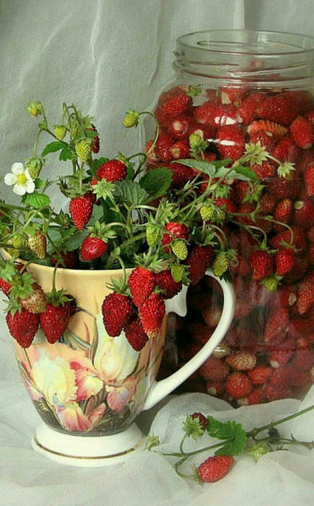 товар доброе утро открытки ягоды вас