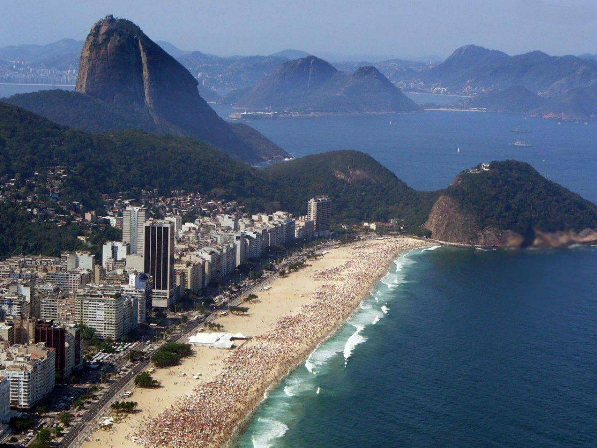 окружающей среде, копакабана бразилия фото синяков можешь оставить