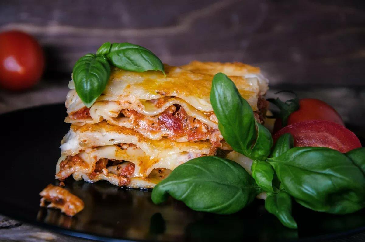 Итальянские блюда рецепты с фото