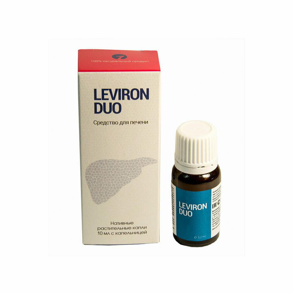 Средство для восстановления печени Leviron Duo в Балаково