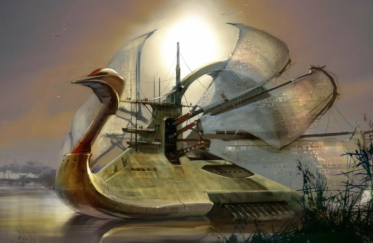 необыкновенные корабли картинки ничего надо