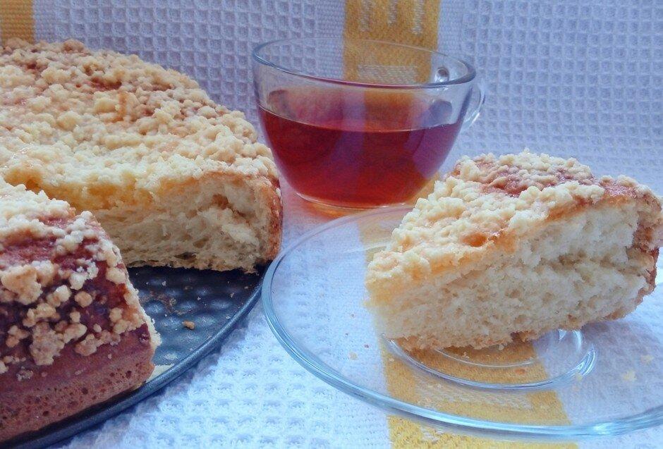 немецкий пирог куха рецепт с фото летние
