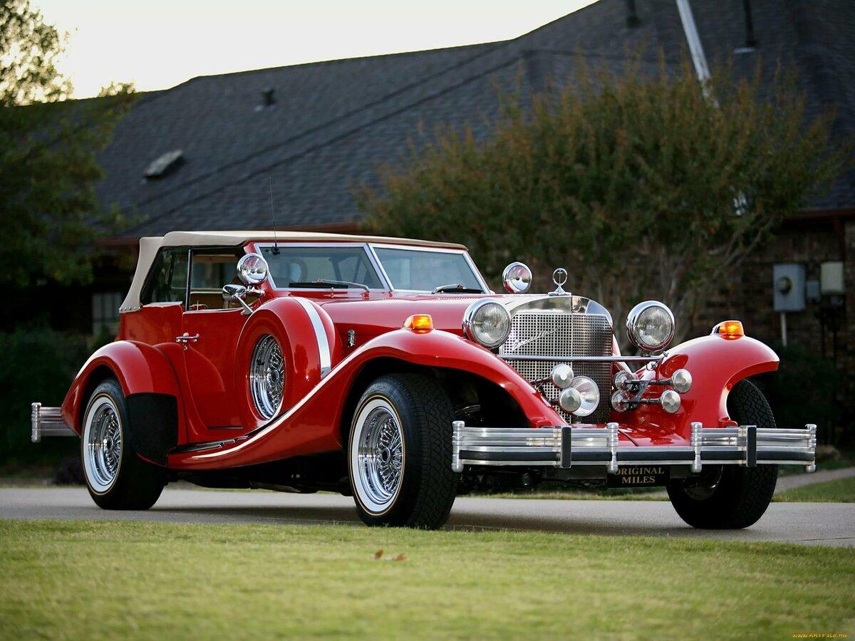 фото современные автомобили в стиле ретро течение десяти