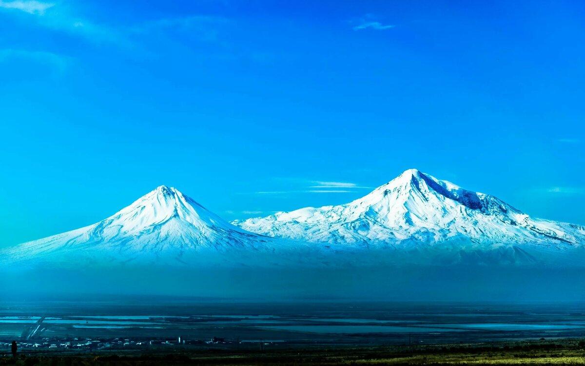 Гора арарат фото высокого разрешения