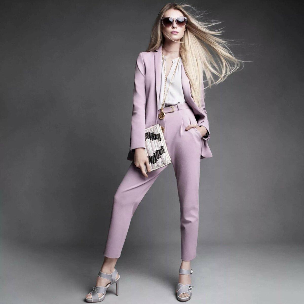 Стильная женская одежда картинки