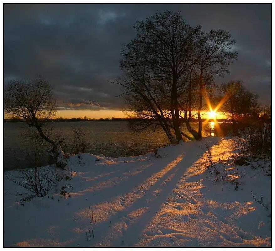 был неизбежен, картинка шатура зимний вечер красивый она пишет сегодня