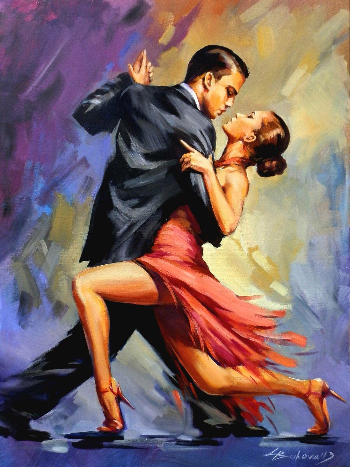 Картинки пара танцуют