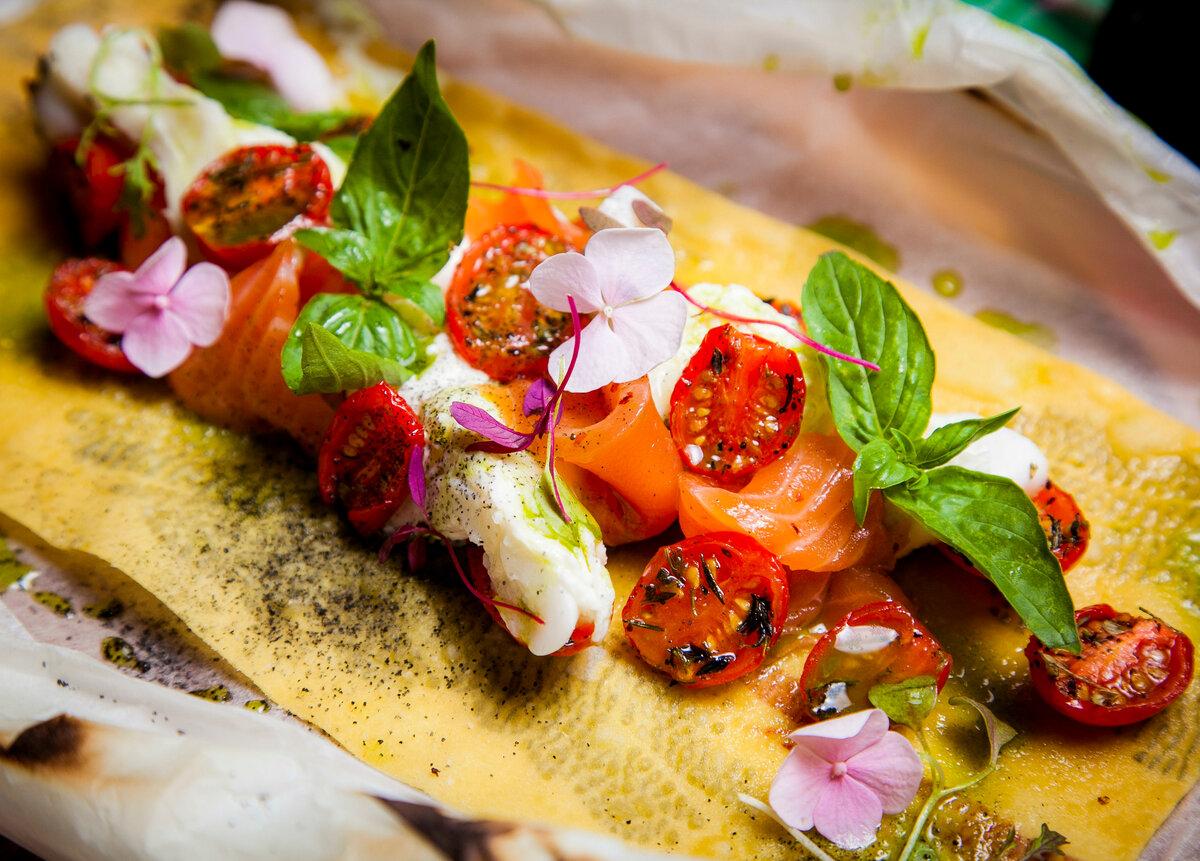 Блюда для ресторанов новинки оформление фото корбюзье