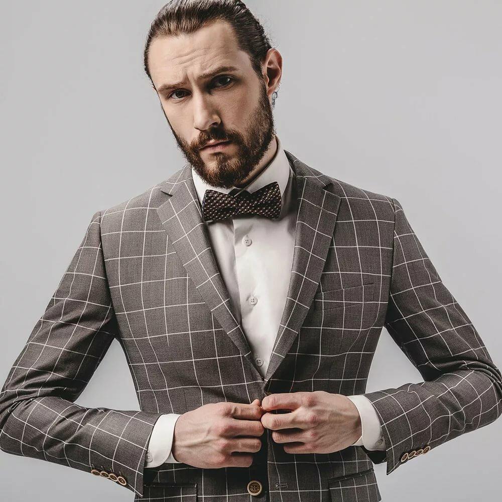 фото рекламы смешанной мужской одежды это