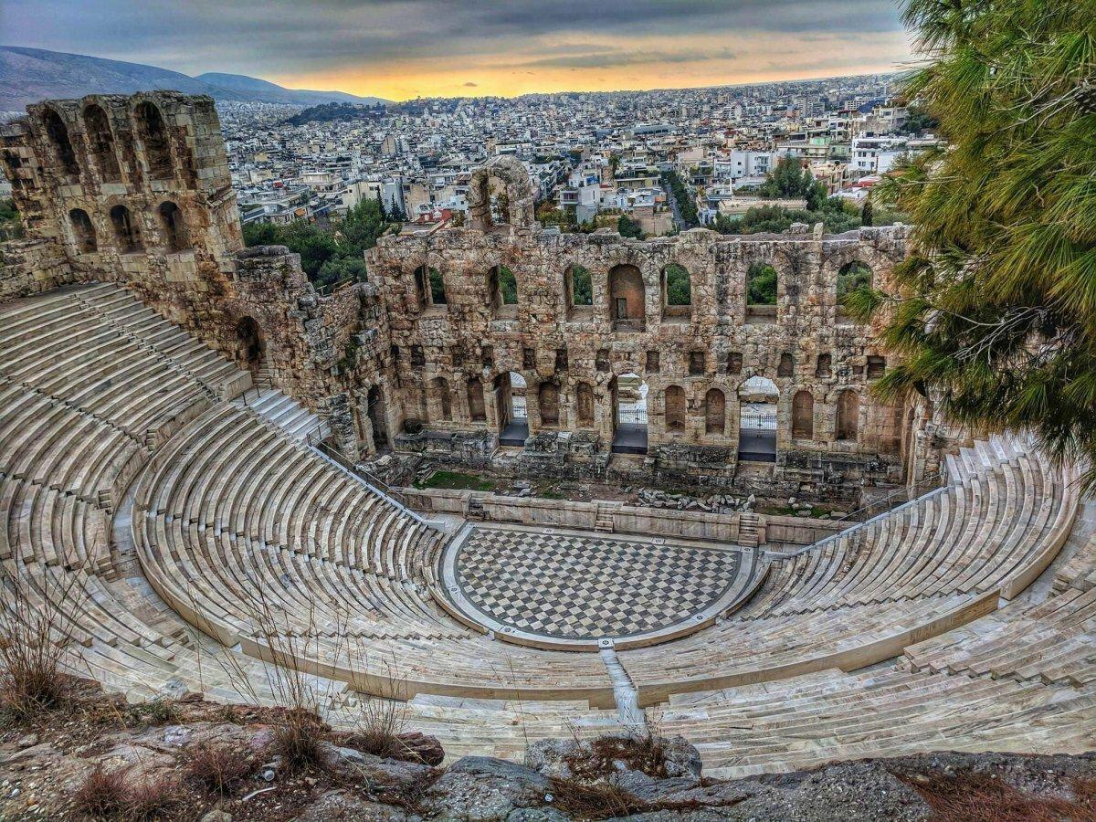 каменный театр картинки первый
