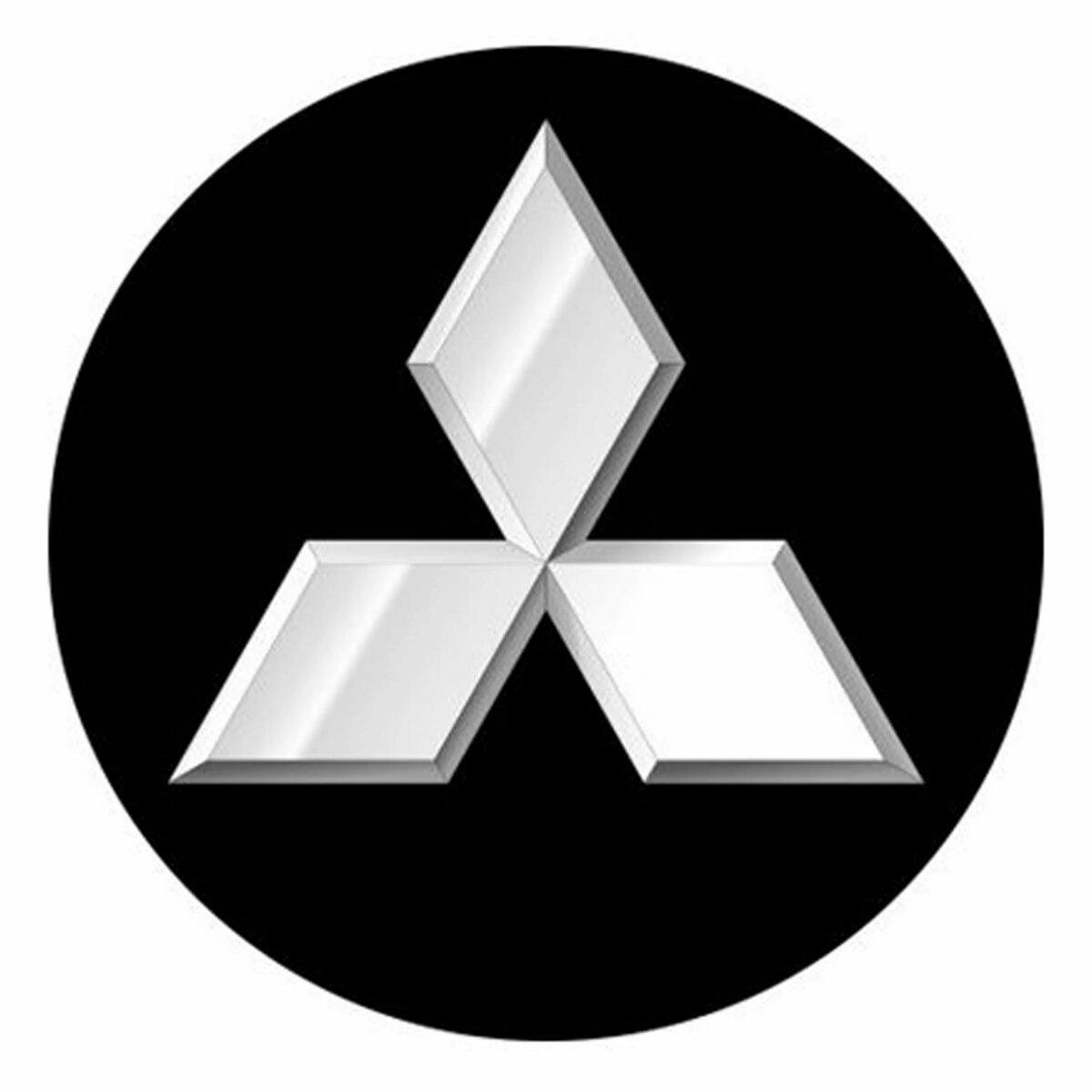 Картинка логотип мицубиси