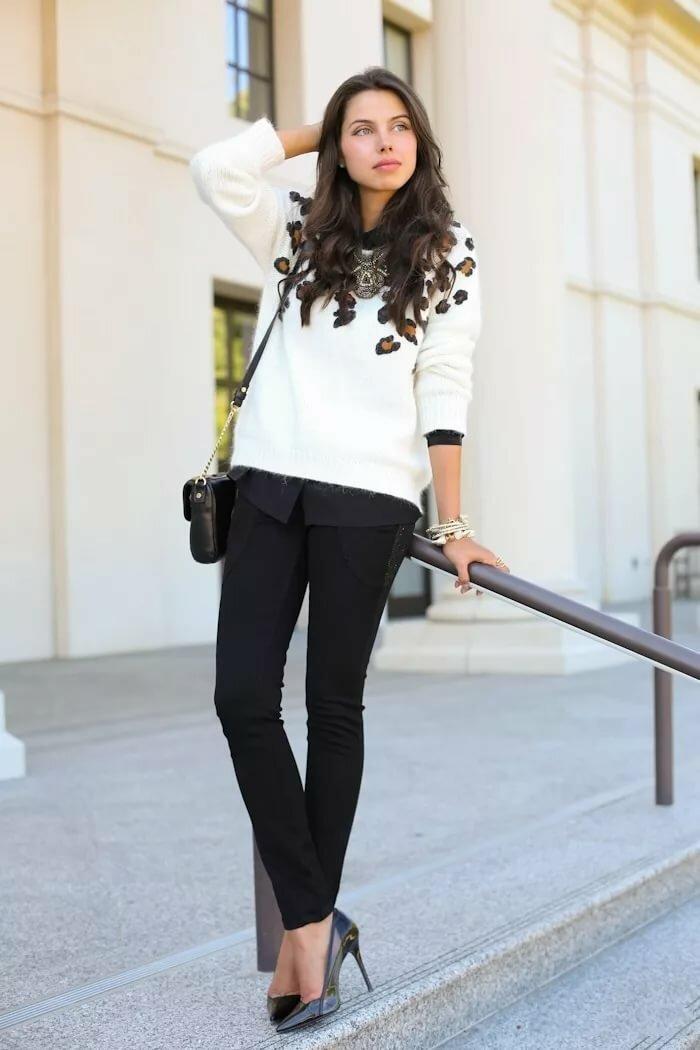 черные брюки с чем носить картинки радикал нейтральный такие