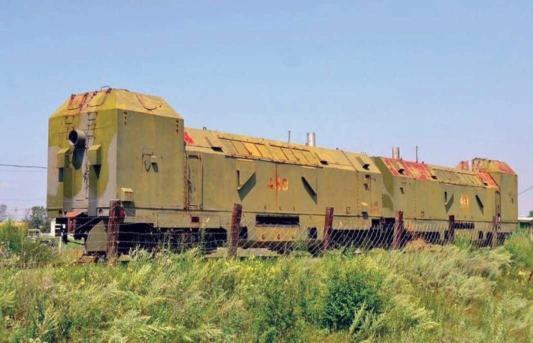 Бронепоезд железнодорожный фото
