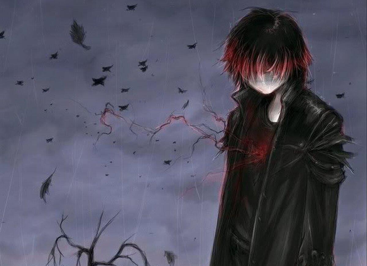 Фото аниме смерти на аву