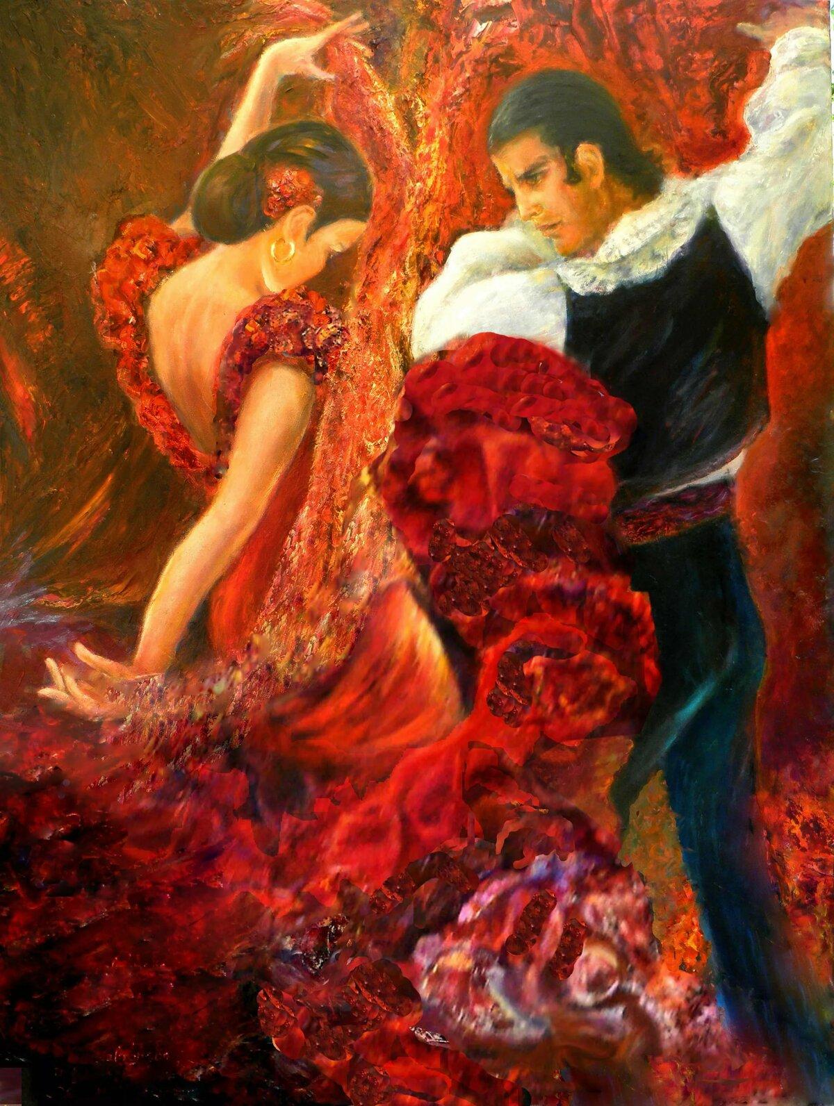 Картинки испанские мотивы
