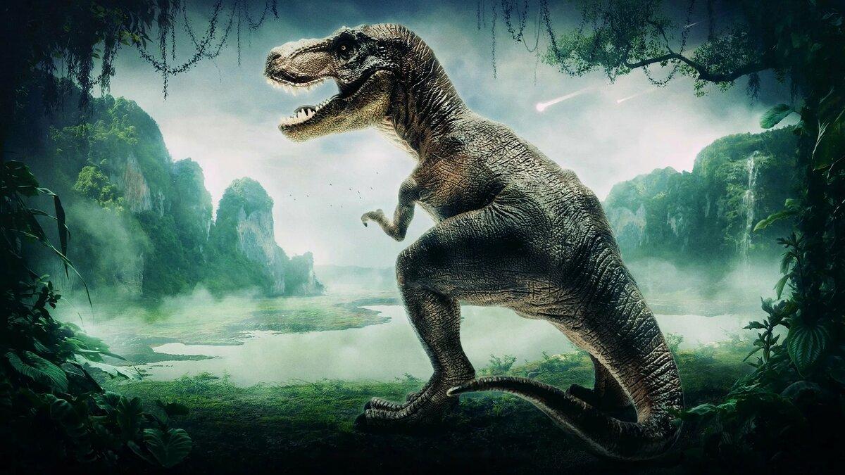 Картинки динозавров в высоком разрешении