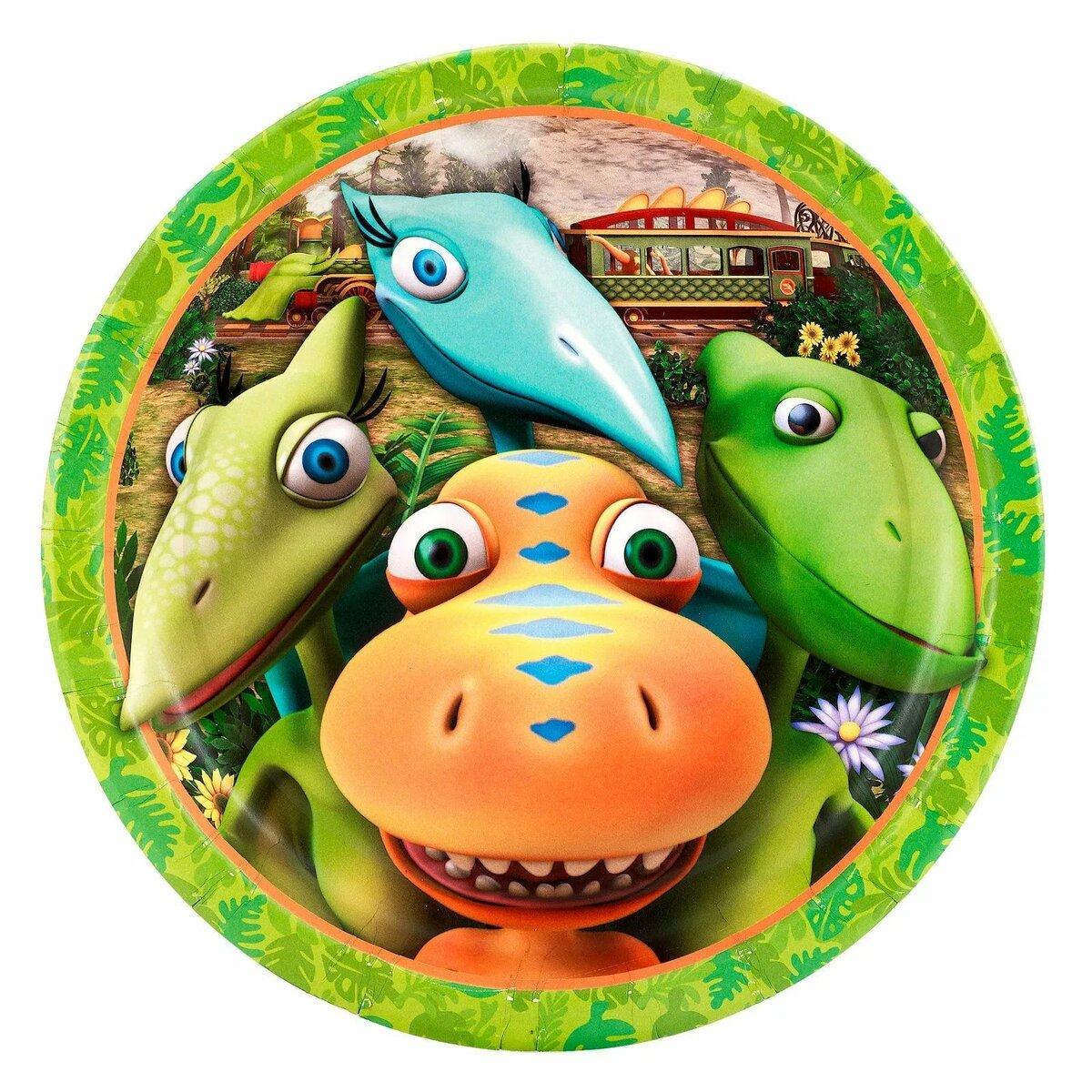 норма динозавр картинка на торт круглая уже почти