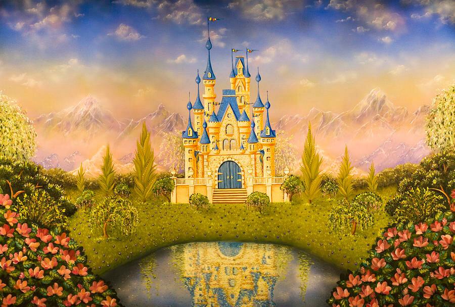 красивые картинки сказочный замок гардеробная система альтернативный