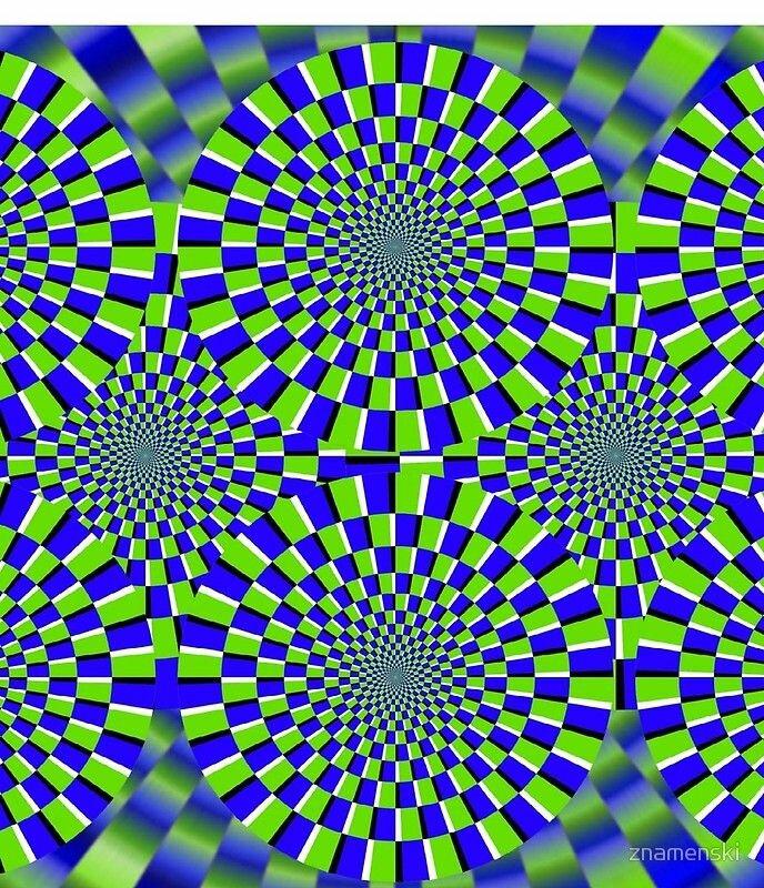 Картинка обман зрения иллюзия обмана