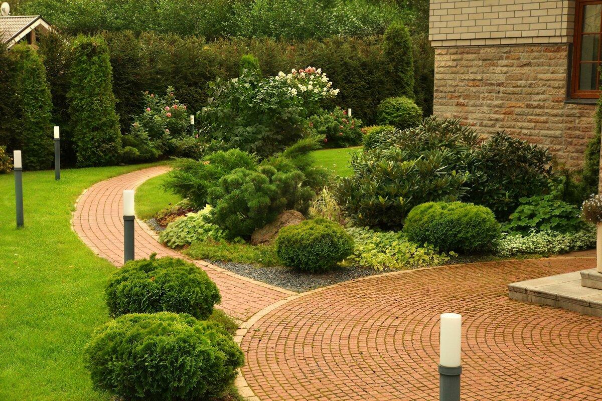 Ландшафтный дизайн – это эстетика и комфорт вашего участка