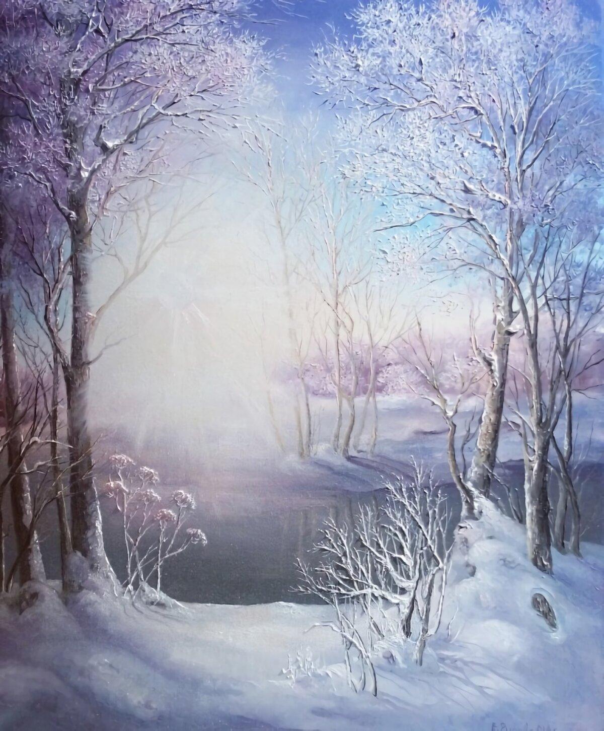 пуховики весна и зима на одной картинке рисунок вас