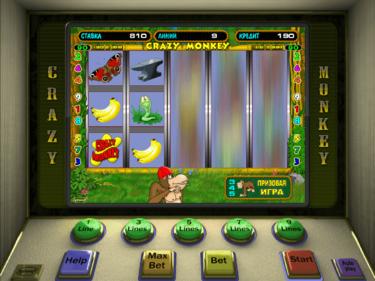база данных игровые автоматы