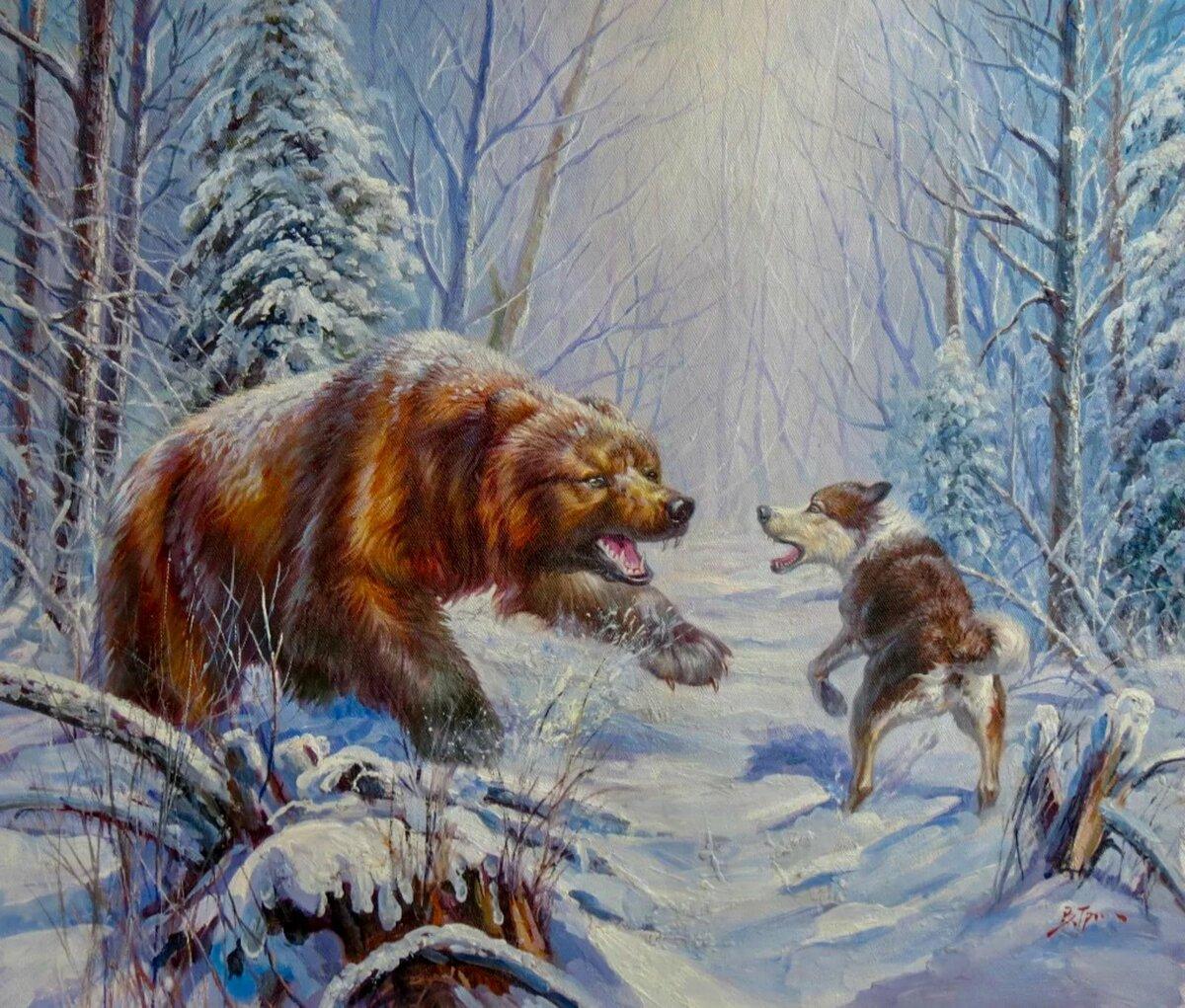 форма медведь масло картинки том