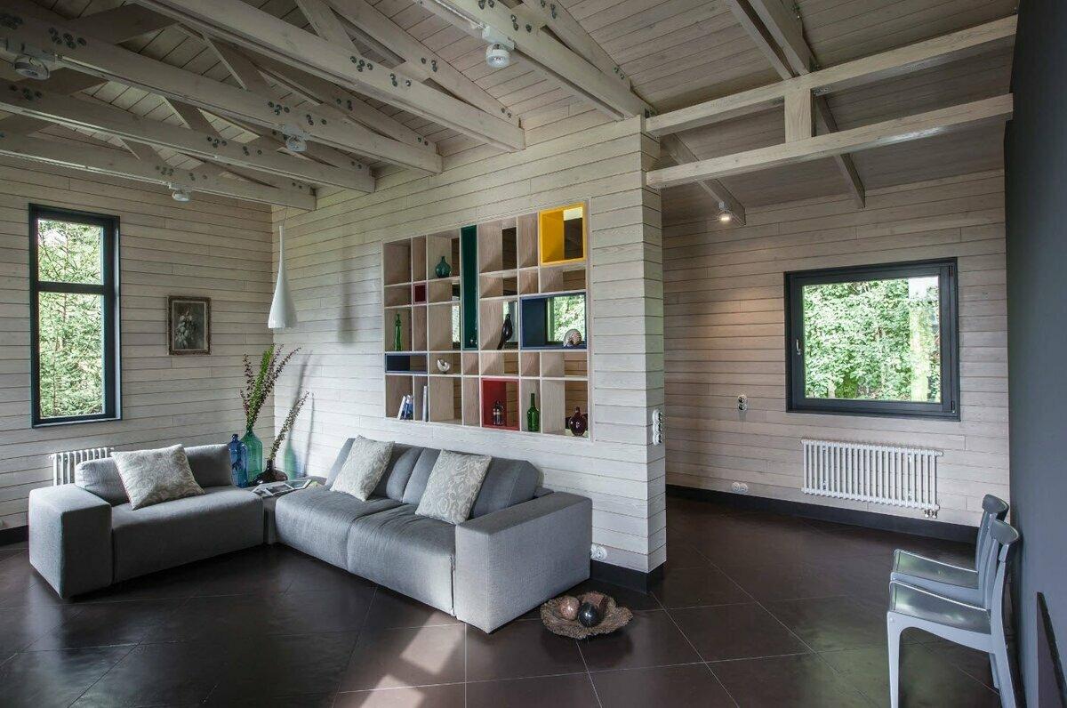 Дома из бревна на шведской плите фото науке верно