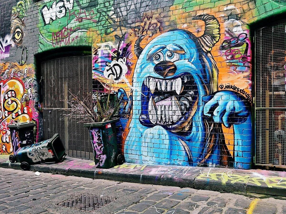Картинки с граффити прикольные