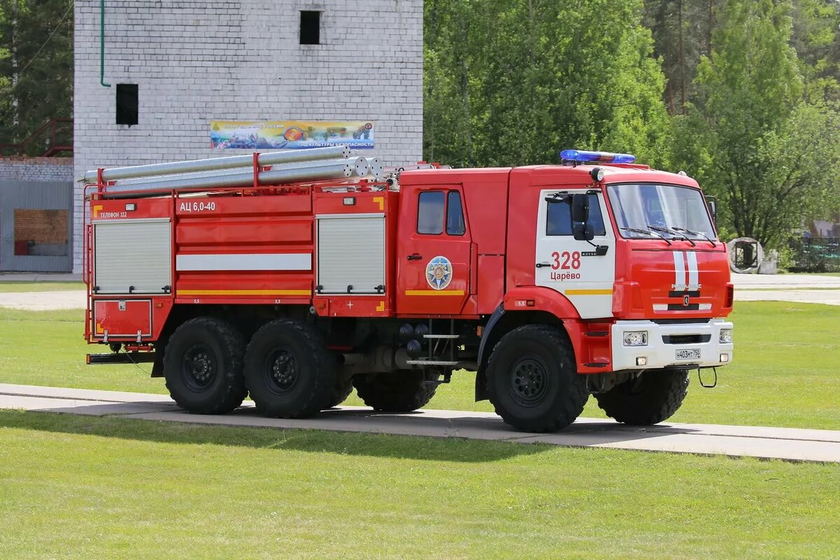 при пожарная машина россии каркас металлической проволоки