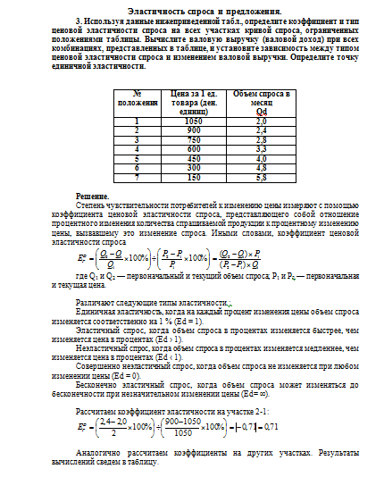 Задачи по микроэкономике и решение к ним решите задачу в три этапа математического моделирования