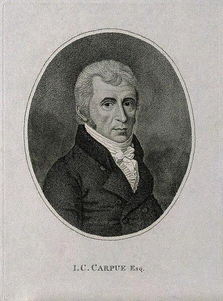 23 октября 1814 года вЛондоне хирург Джозеф Карпю провел первую в Европе пластическую операцию