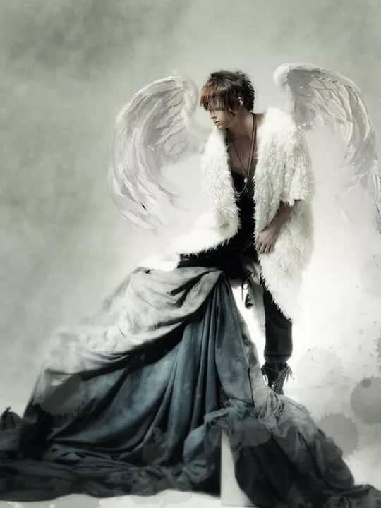картинки ангел мужчина и человека мясорубка