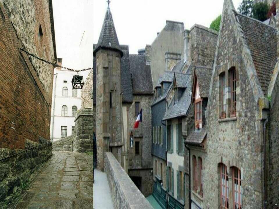 Картинка улиц средние века
