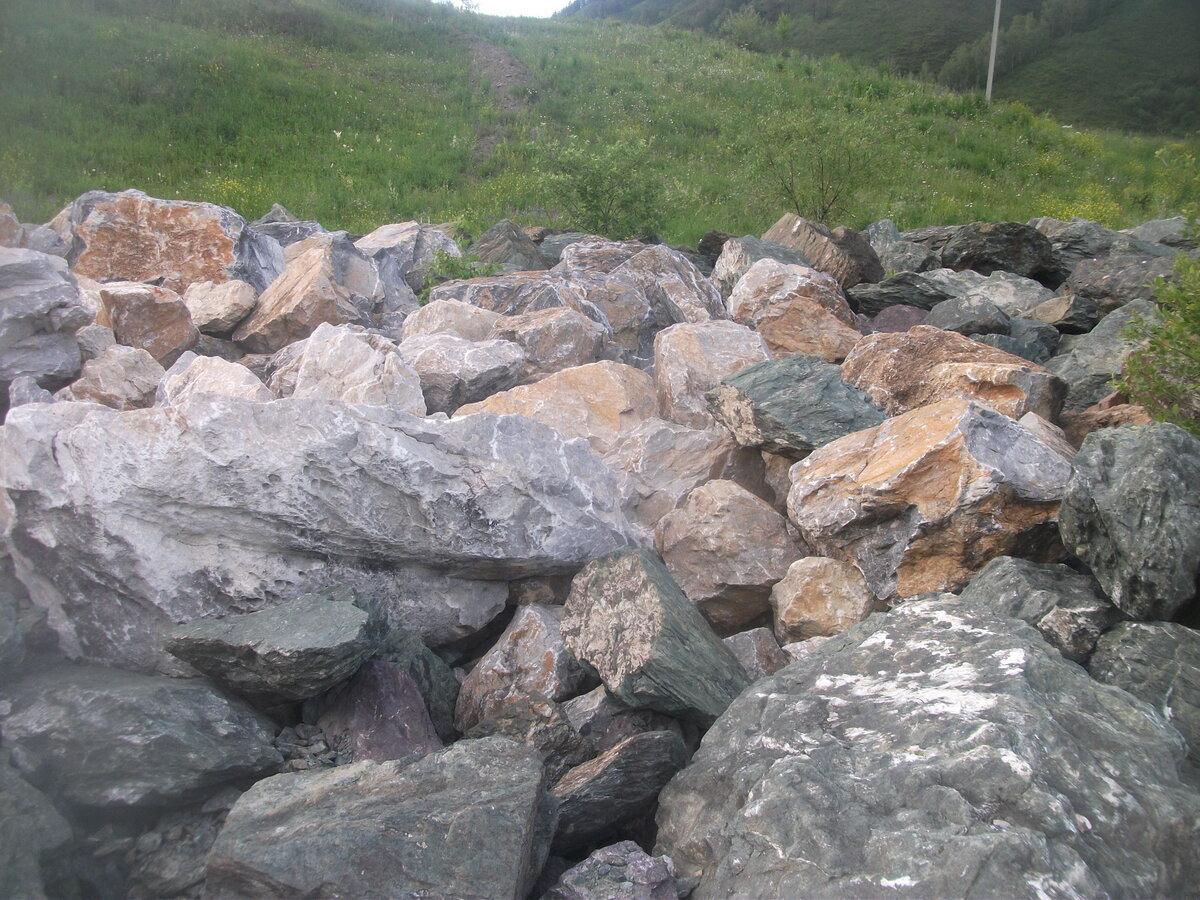 Фотографии природного камня сланца чемал