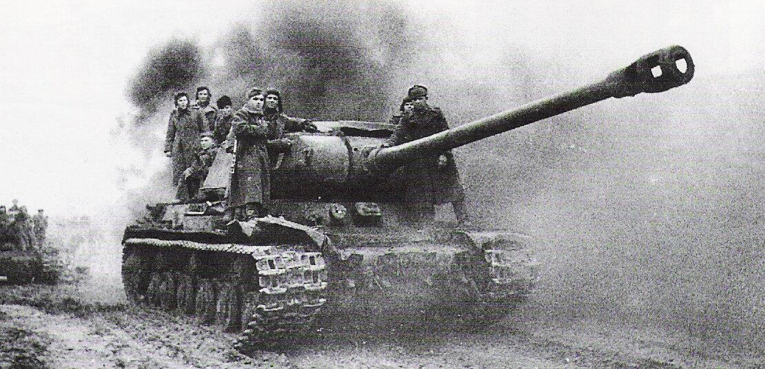 29 октября 1944 года началась Будапештская наступательная операция советских войск