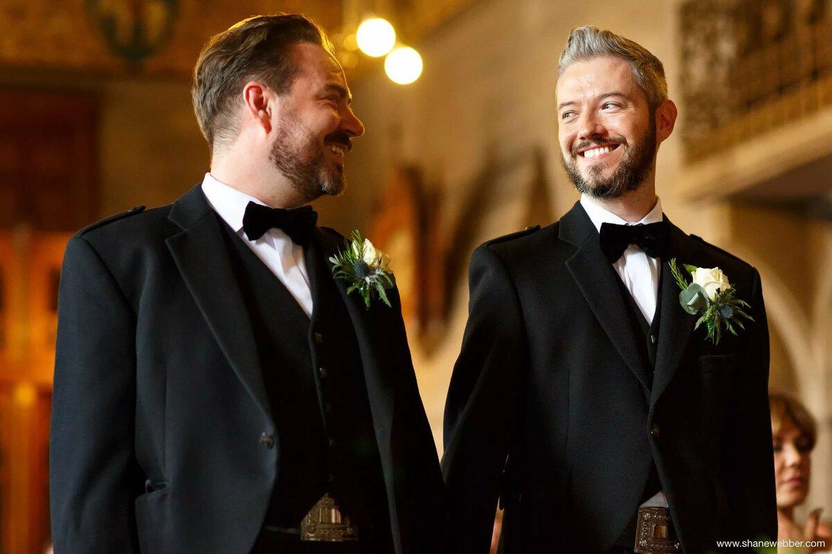 Gay wedding shop