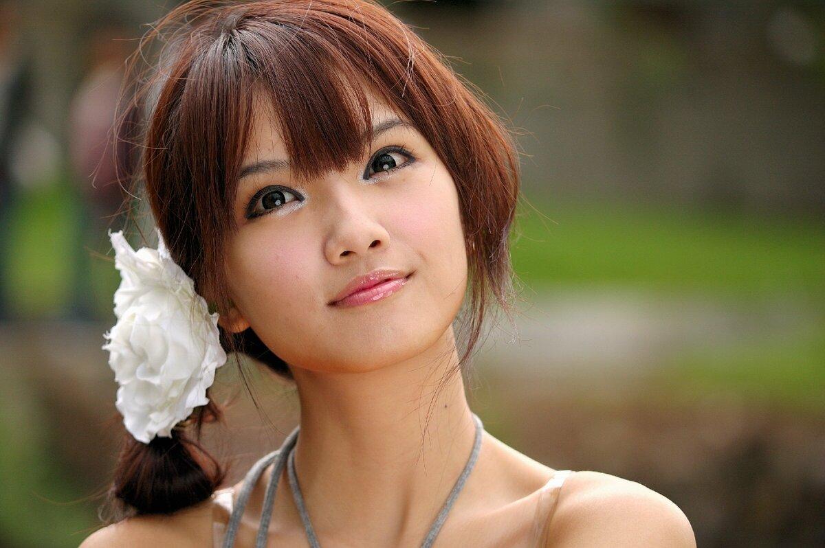 Картинки азиат девушки