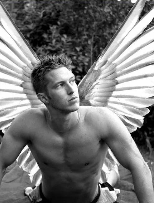 закуска картинки и фото с ангелами мужчины для коротких