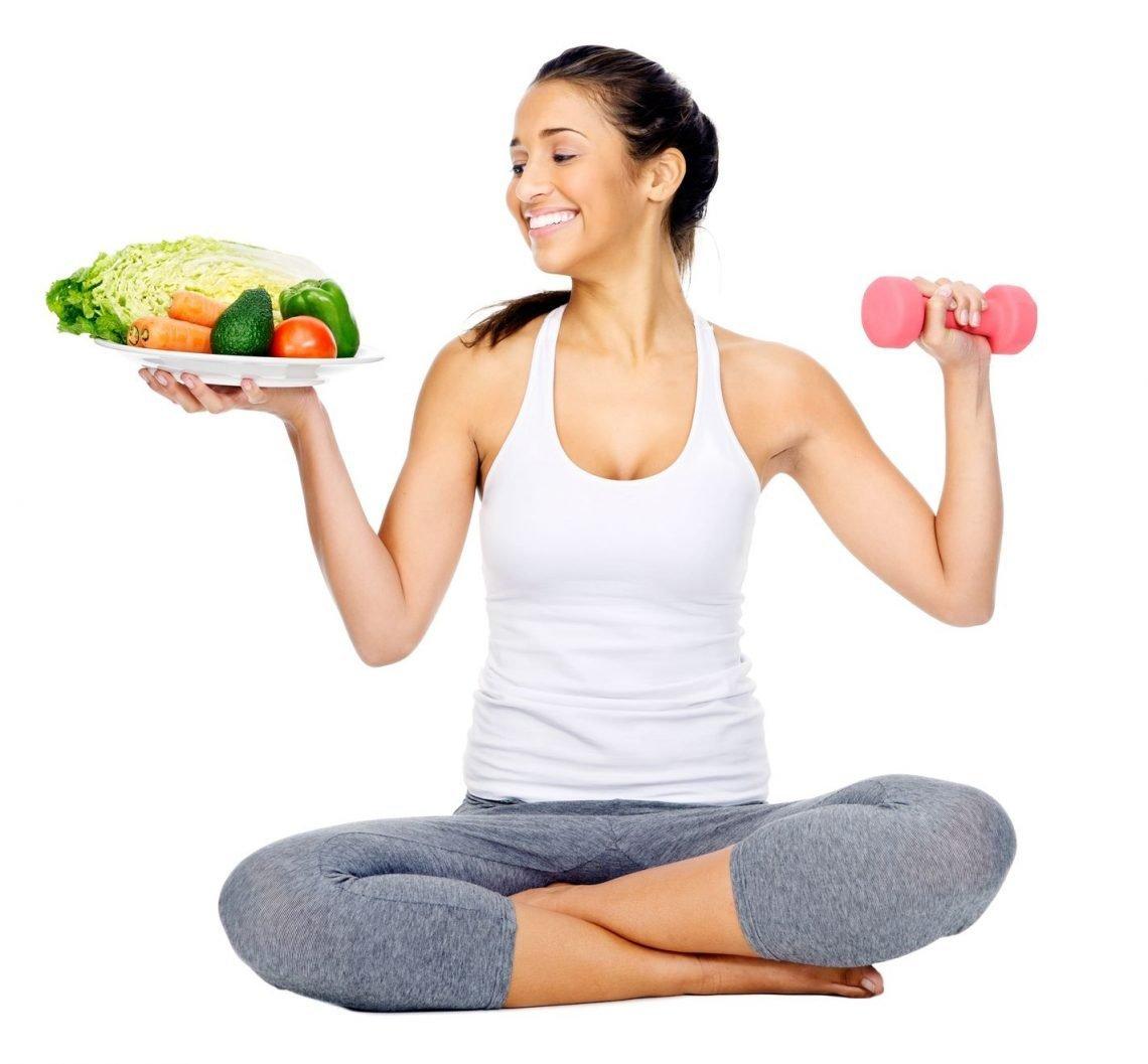 Постеры спортивные питание