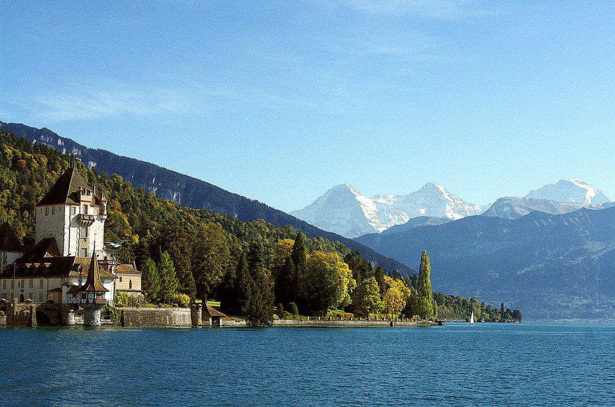 красивые места швейцарии картинки это время