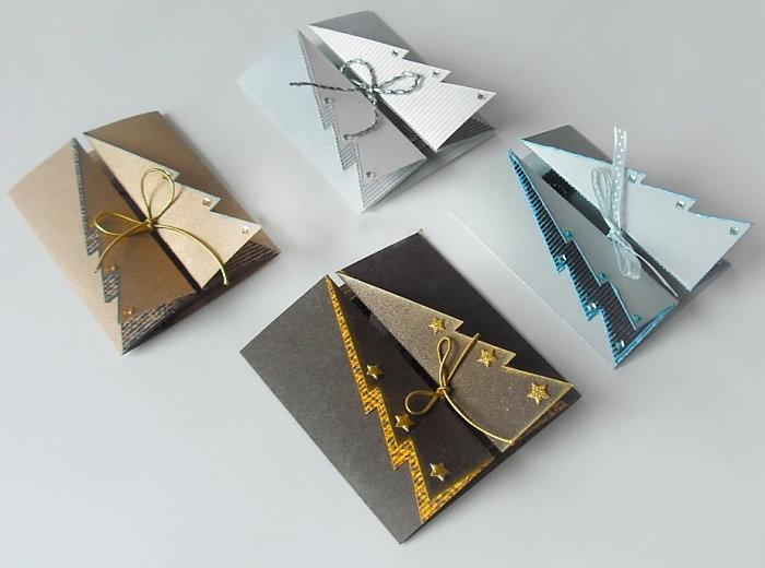 Оригинальные открытки своими руками новый год, картинки
