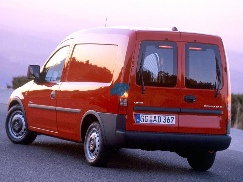 opel combo c. Годы пр-ва:2001—2011