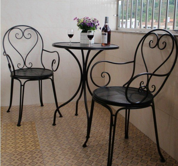 """Столик со стульями на балконе"""" - карточка пользователя влади."""