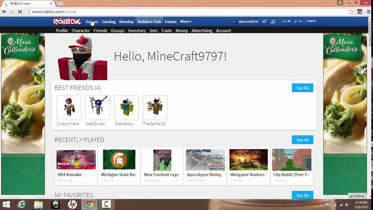 How To Get The Old Layout Back On Roblox February 2015 Card